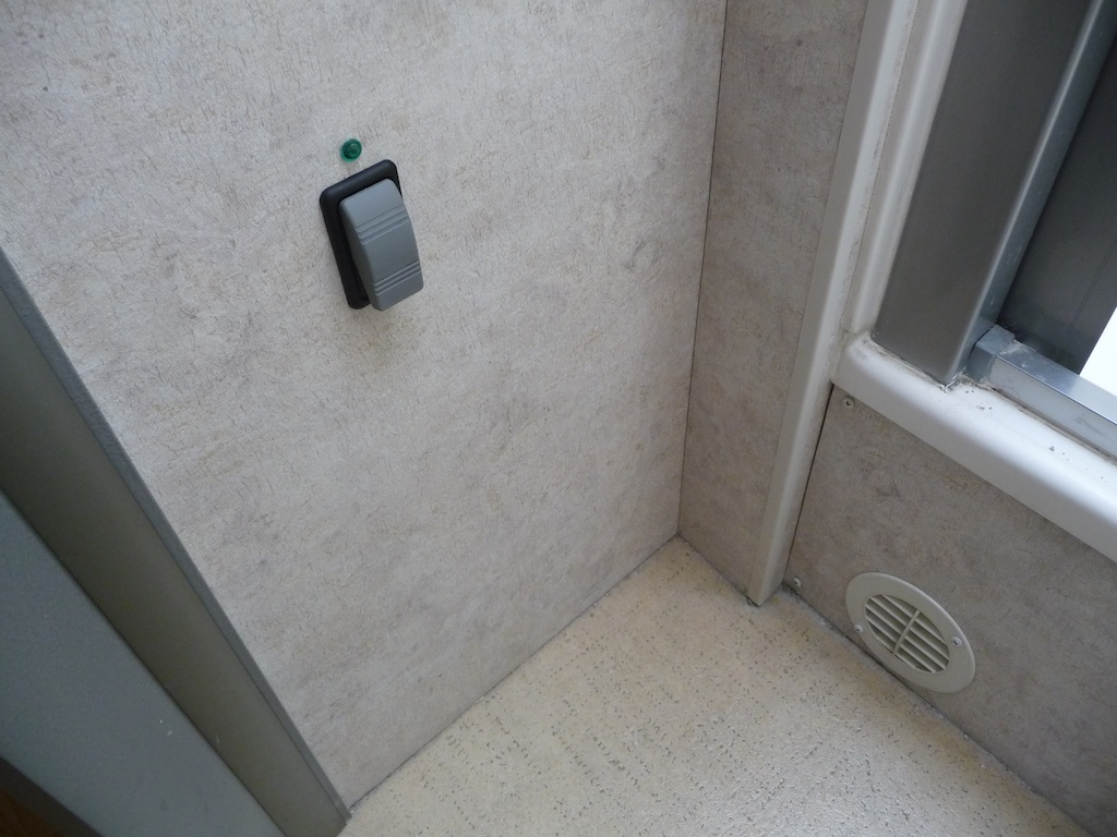 Adding A Water Pump Switch To The Bath Of Our 2006 Itasca Navion Two Way For Location New In Bathroom
